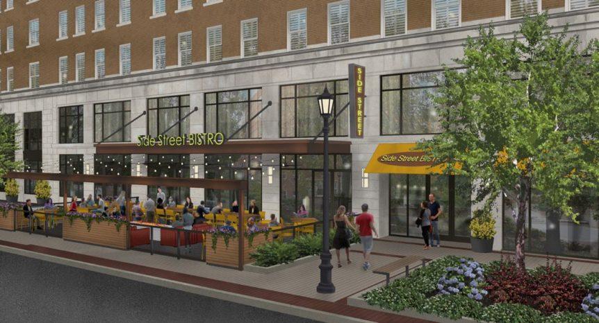 Restaurant For Lease In Hilton Orrington Hotel Evanston Il